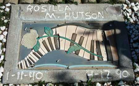 HUTSON, ROSILLA M. - Maricopa County, Arizona   ROSILLA M. HUTSON - Arizona Gravestone Photos