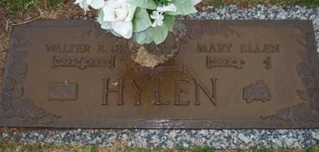 HYLEN, WALTER E., JR. - Maricopa County, Arizona   WALTER E., JR. HYLEN - Arizona Gravestone Photos