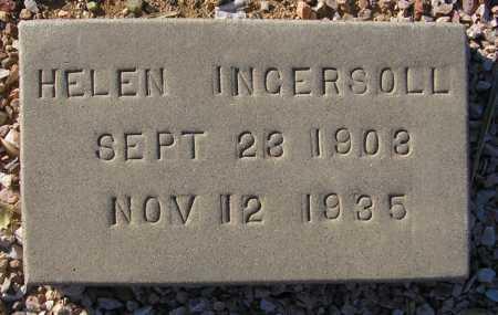 INGERSOLL, HELEN - Maricopa County, Arizona | HELEN INGERSOLL - Arizona Gravestone Photos
