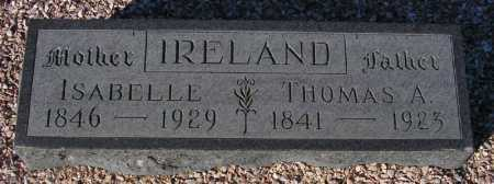 IRELAND, THOMAS A. - Maricopa County, Arizona | THOMAS A. IRELAND - Arizona Gravestone Photos