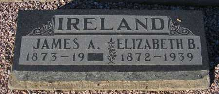 IRELAND, JAMES A. - Maricopa County, Arizona | JAMES A. IRELAND - Arizona Gravestone Photos
