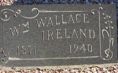 IRELAND, WILLIAM WALLACE - Maricopa County, Arizona | WILLIAM WALLACE IRELAND - Arizona Gravestone Photos