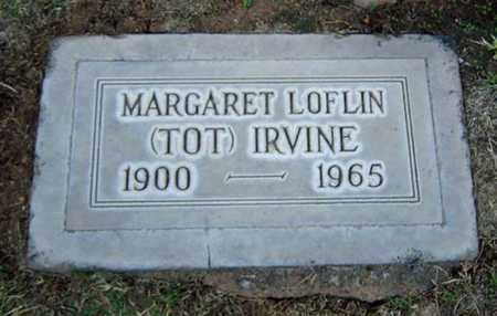 IRVINE, MARGARET - Maricopa County, Arizona | MARGARET IRVINE - Arizona Gravestone Photos
