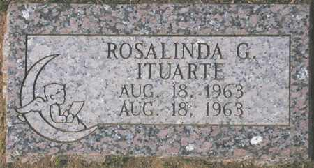 ITUARTE, ROSALINDA G. - Maricopa County, Arizona   ROSALINDA G. ITUARTE - Arizona Gravestone Photos