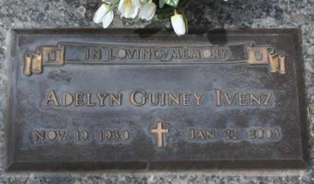 GUINEY IVENZ, ADELYN - Maricopa County, Arizona | ADELYN GUINEY IVENZ - Arizona Gravestone Photos