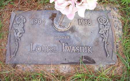 IWASIUK, LOUISE - Maricopa County, Arizona   LOUISE IWASIUK - Arizona Gravestone Photos