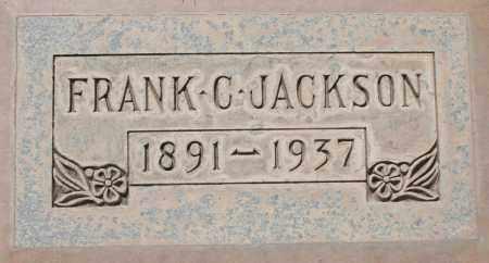 JACKSON, FRANK C. - Maricopa County, Arizona   FRANK C. JACKSON - Arizona Gravestone Photos