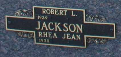 JACKSON, ROBERT L - Maricopa County, Arizona | ROBERT L JACKSON - Arizona Gravestone Photos