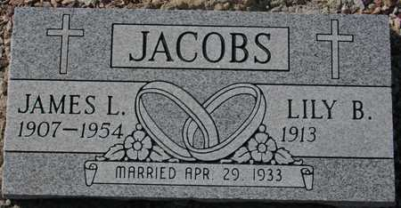 JACOBS, JAMES L. - Maricopa County, Arizona | JAMES L. JACOBS - Arizona Gravestone Photos