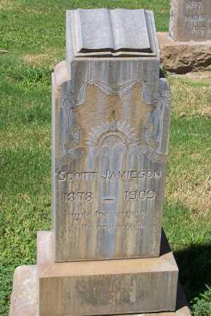 JAMIESON, SCOTT - Maricopa County, Arizona | SCOTT JAMIESON - Arizona Gravestone Photos