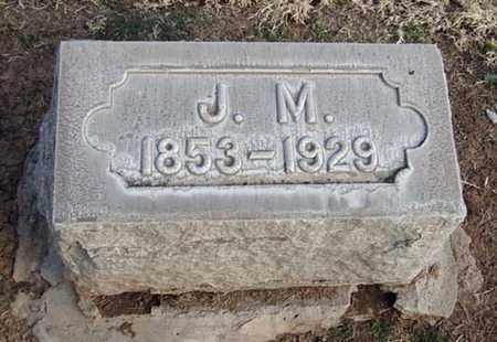 JAMISON, J. M. - Maricopa County, Arizona | J. M. JAMISON - Arizona Gravestone Photos