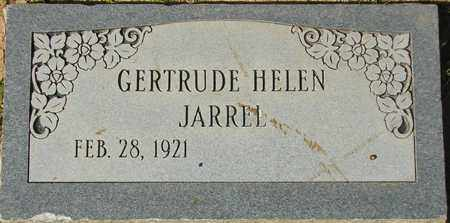 JARREL, GERTRUDE HELEN - Maricopa County, Arizona | GERTRUDE HELEN JARREL - Arizona Gravestone Photos