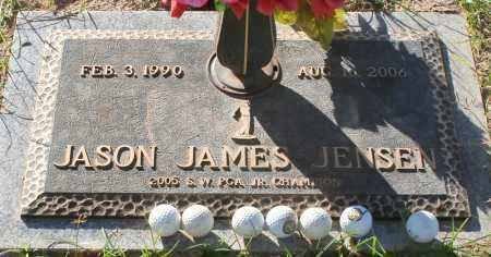 JENSEN, JASON JAMES - Maricopa County, Arizona | JASON JAMES JENSEN - Arizona Gravestone Photos