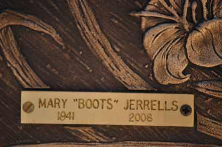 JERRELLS, MARY (BOOTS) - Maricopa County, Arizona | MARY (BOOTS) JERRELLS - Arizona Gravestone Photos
