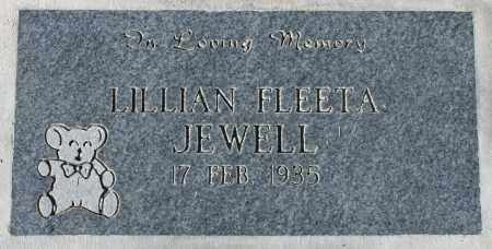 JEWELL, LILLIAN FLEETA - Maricopa County, Arizona | LILLIAN FLEETA JEWELL - Arizona Gravestone Photos