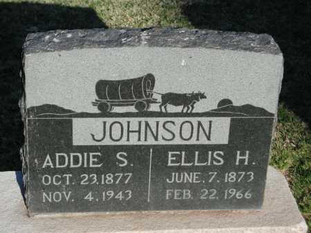JOHNSON, ADDIE S. - Maricopa County, Arizona | ADDIE S. JOHNSON - Arizona Gravestone Photos