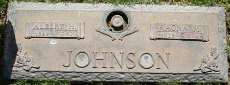 JOHNSON, RAGNA M - Maricopa County, Arizona | RAGNA M JOHNSON - Arizona Gravestone Photos