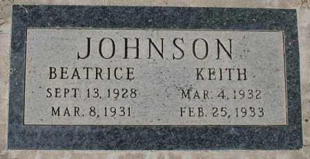 JOHNSON, KEITH AARON - Maricopa County, Arizona | KEITH AARON JOHNSON - Arizona Gravestone Photos