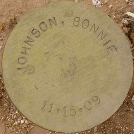 JOHNSON, BONNIE - Maricopa County, Arizona | BONNIE JOHNSON - Arizona Gravestone Photos