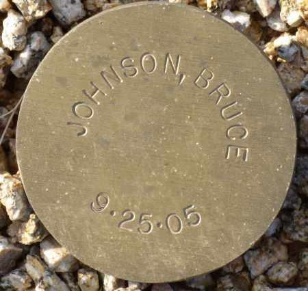 JOHNSON, BRUCE - Maricopa County, Arizona | BRUCE JOHNSON - Arizona Gravestone Photos