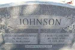 JOHNSON, CHARLES EDGTON - Maricopa County, Arizona   CHARLES EDGTON JOHNSON - Arizona Gravestone Photos