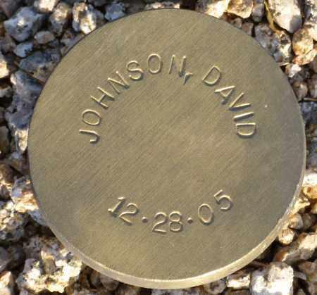 JOHNSON, DAVID - Maricopa County, Arizona   DAVID JOHNSON - Arizona Gravestone Photos