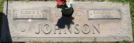 JOHNSON, EUGENE K - Maricopa County, Arizona | EUGENE K JOHNSON - Arizona Gravestone Photos