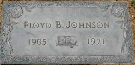 JOHNSON, FLOYD B. - Maricopa County, Arizona   FLOYD B. JOHNSON - Arizona Gravestone Photos