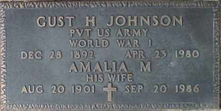 JOHNSON, AMALIA M. - Maricopa County, Arizona | AMALIA M. JOHNSON - Arizona Gravestone Photos