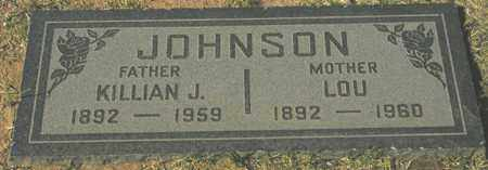 JOHNSON, KILLIAN J. - Maricopa County, Arizona | KILLIAN J. JOHNSON - Arizona Gravestone Photos