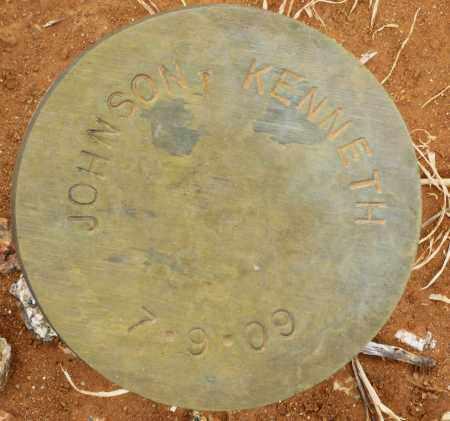 JOHNSON, KENNETH - Maricopa County, Arizona | KENNETH JOHNSON - Arizona Gravestone Photos