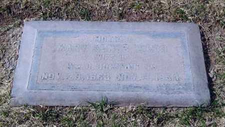 RIGGS JOHNSON, MARY AGNES - Maricopa County, Arizona   MARY AGNES RIGGS JOHNSON - Arizona Gravestone Photos
