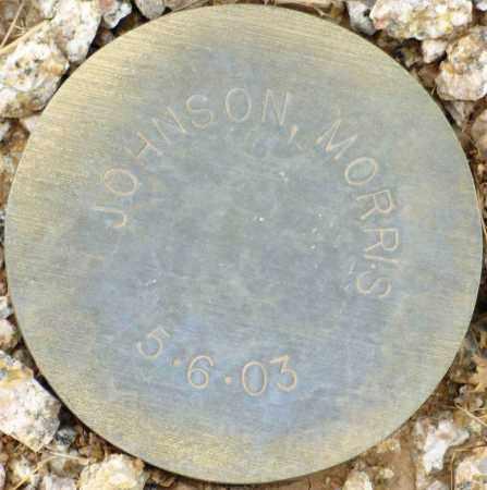 JOHNSON, MORRIS - Maricopa County, Arizona | MORRIS JOHNSON - Arizona Gravestone Photos
