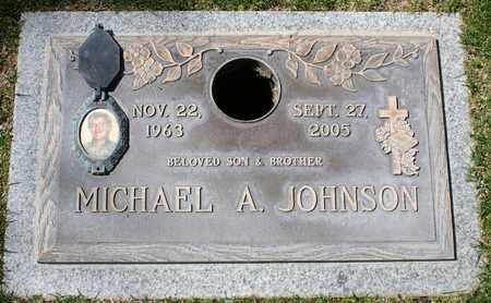 JOHNSON, MICHAEL ANTHONY - Maricopa County, Arizona | MICHAEL ANTHONY JOHNSON - Arizona Gravestone Photos
