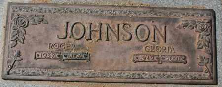 JOHNSON, ROGER - Maricopa County, Arizona   ROGER JOHNSON - Arizona Gravestone Photos