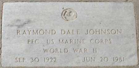 JOHNSON, RAYMOND DALE - Maricopa County, Arizona   RAYMOND DALE JOHNSON - Arizona Gravestone Photos