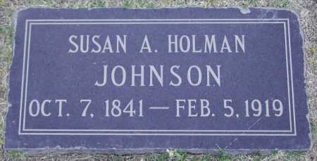 HOLMAN JOHNSON, SUSAN A. - Maricopa County, Arizona | SUSAN A. HOLMAN JOHNSON - Arizona Gravestone Photos