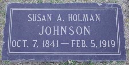 JOHNSON, SUSAN A. - Maricopa County, Arizona | SUSAN A. JOHNSON - Arizona Gravestone Photos