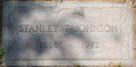 JOHNSON, STANLEY T. - Maricopa County, Arizona | STANLEY T. JOHNSON - Arizona Gravestone Photos