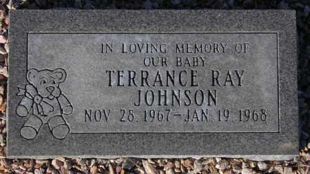 JOHNSON, TERRANCE RAY - Maricopa County, Arizona | TERRANCE RAY JOHNSON - Arizona Gravestone Photos