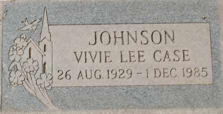 JOHNSON, VIVIE LEE - Maricopa County, Arizona | VIVIE LEE JOHNSON - Arizona Gravestone Photos