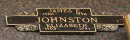 JOHNSTON, ELIZABETH - Maricopa County, Arizona   ELIZABETH JOHNSTON - Arizona Gravestone Photos