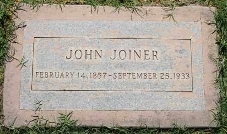 JOINER, JOHN - Maricopa County, Arizona | JOHN JOINER - Arizona Gravestone Photos