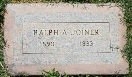 JOINER, RALPH A - Maricopa County, Arizona | RALPH A JOINER - Arizona Gravestone Photos