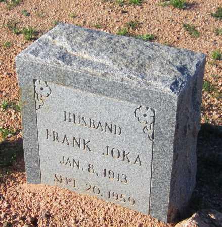 JOKA, FRANK - Maricopa County, Arizona | FRANK JOKA - Arizona Gravestone Photos