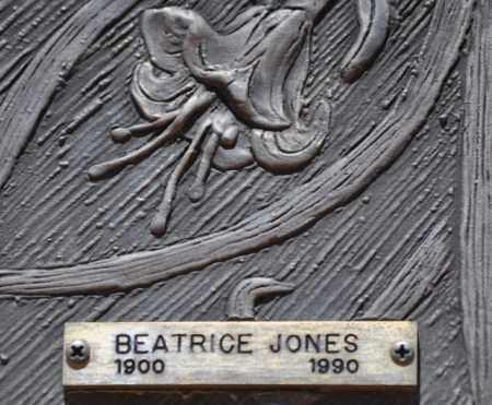 JONES, BEATRICE - Maricopa County, Arizona   BEATRICE JONES - Arizona Gravestone Photos