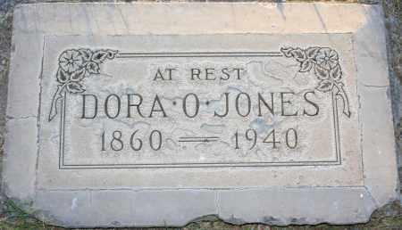 HOLLOMAN JONES, DORA O - Maricopa County, Arizona | DORA O HOLLOMAN JONES - Arizona Gravestone Photos