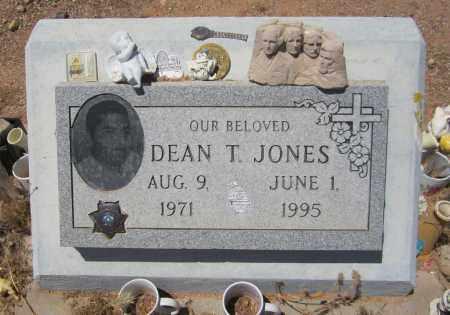 JONES, DEAN T. - Maricopa County, Arizona | DEAN T. JONES - Arizona Gravestone Photos