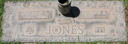 JONES, HOWARD L. - Maricopa County, Arizona | HOWARD L. JONES - Arizona Gravestone Photos