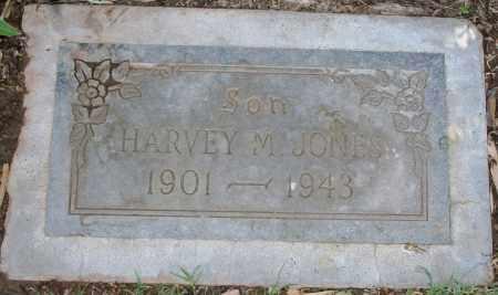 JONES, HARVEY M - Maricopa County, Arizona   HARVEY M JONES - Arizona Gravestone Photos